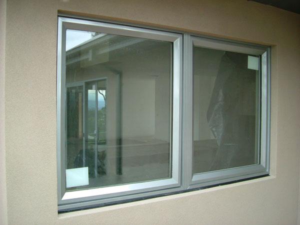 Upvc Pro Cote Window Painting Progress Powder Coating